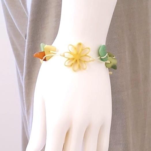 Lemon Chiffon Bracelet-Jewelry-in2ition mercantile
