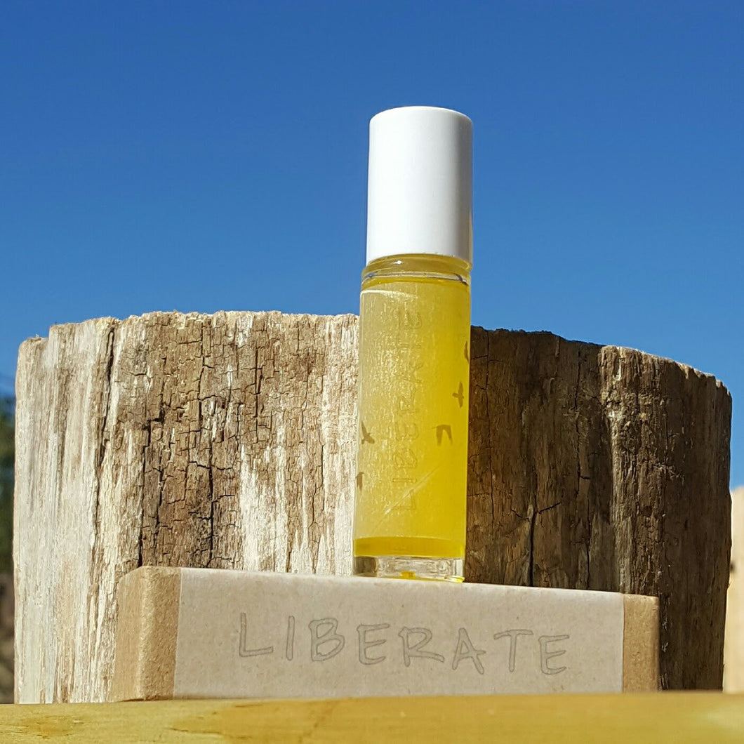 Liberate Perfume-Scent-in2ition mercantile
