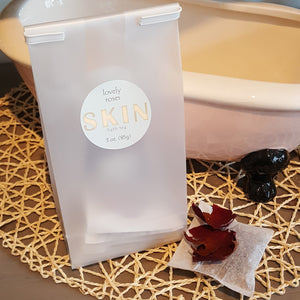 Lovely Roses Tea Soak-in2ition mercantile