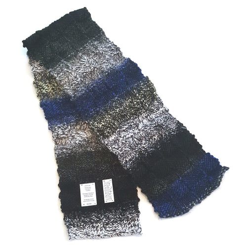 Metro Checker Scarf-Accessories-in2ition mercantile