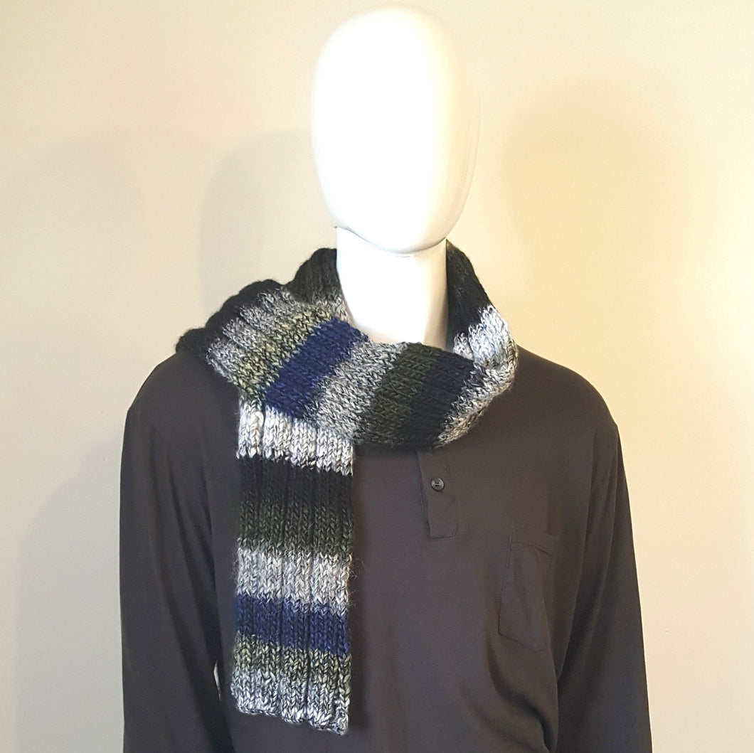 Metro Rib Long Scarf-Accessories-in2ition mercantile