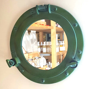 Porthole Mirror-Decor-in2ition mercantile