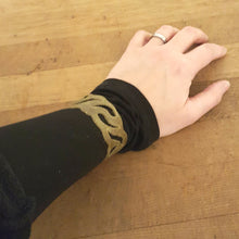 Eco-Leather Cuff
