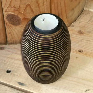Spiral Rings Tealight Holder-Decor-in2ition mercantile