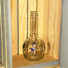 Stars All American Hand Painted Bud Vase-Decor-in2ition mercantile