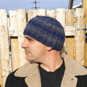 Stormy Night Knit Beanie-Accessories-in2ition mercantile