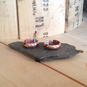 Tibetan Copper Ring-Jewelry-in2ition mercantile
