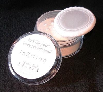Tink Fairy Dust Body Powder-Scent-in2ition mercantile