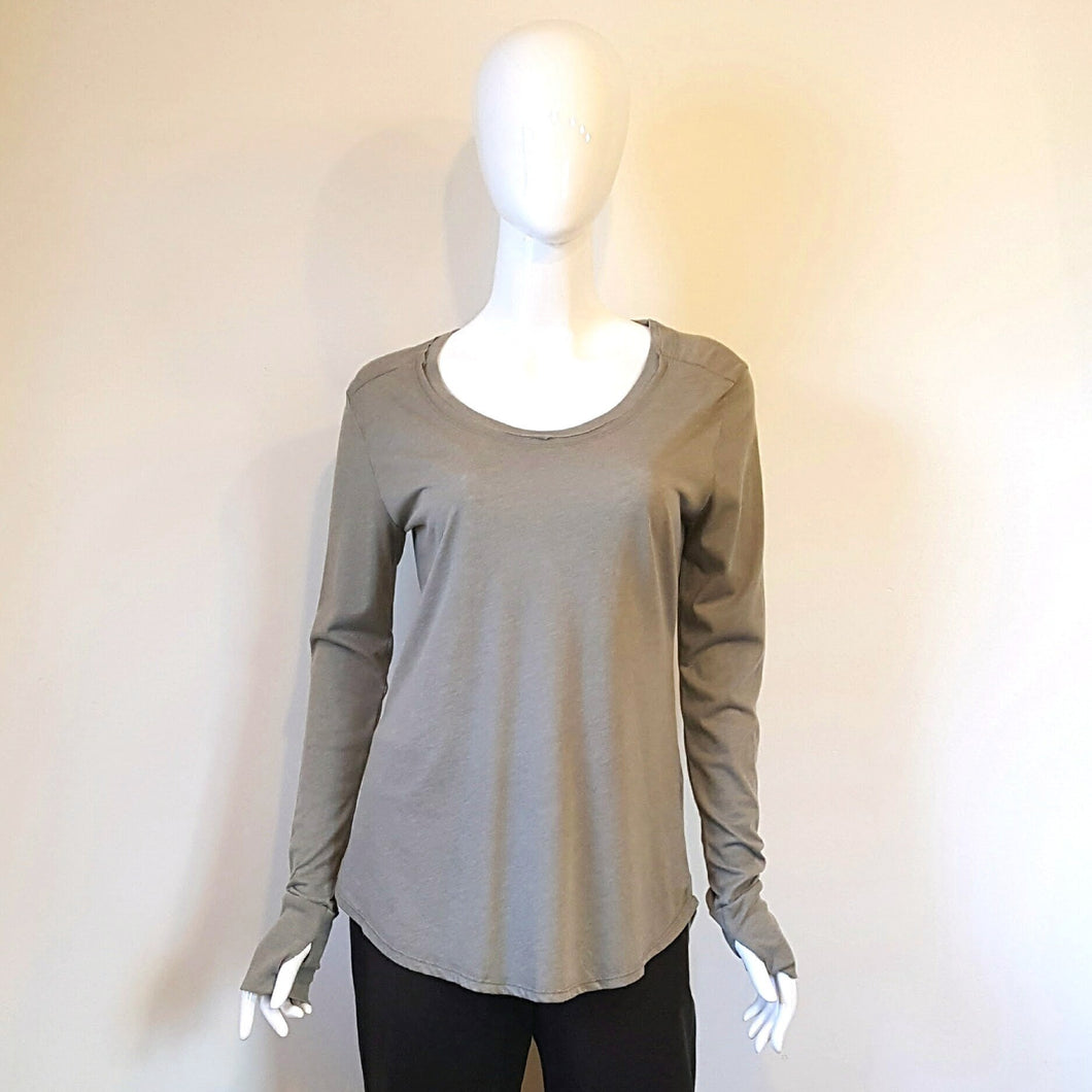 Vail Long Sleeve Tee-Women-in2ition mercantile