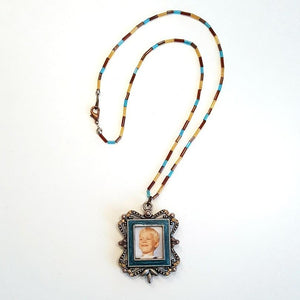 Victorian Locket Necklace-in2ition mercantile