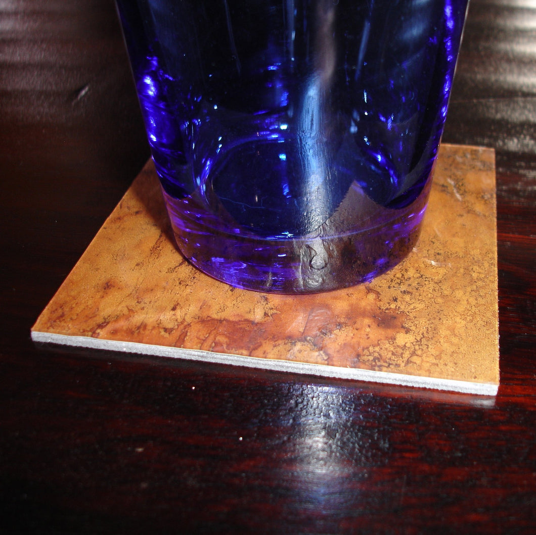 Vinyl Coaster Set-in2ition mercantile