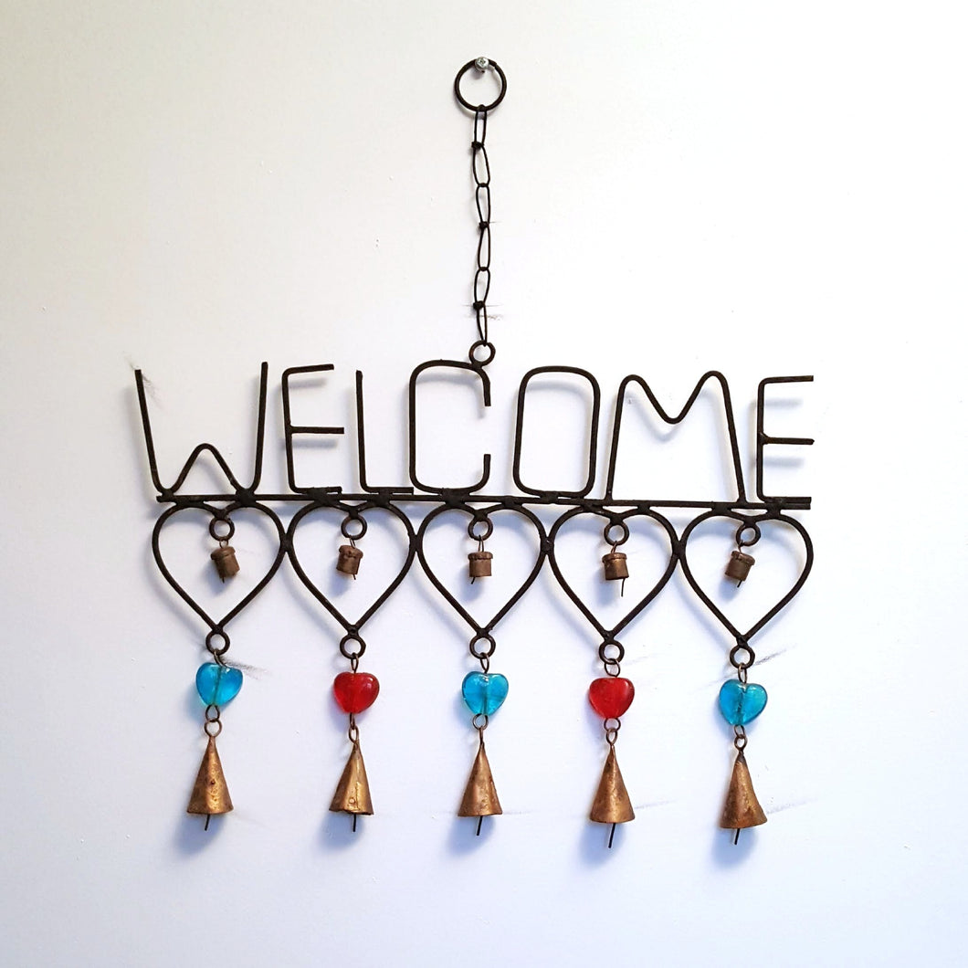 Welcome Sign-Decor-in2ition mercantile