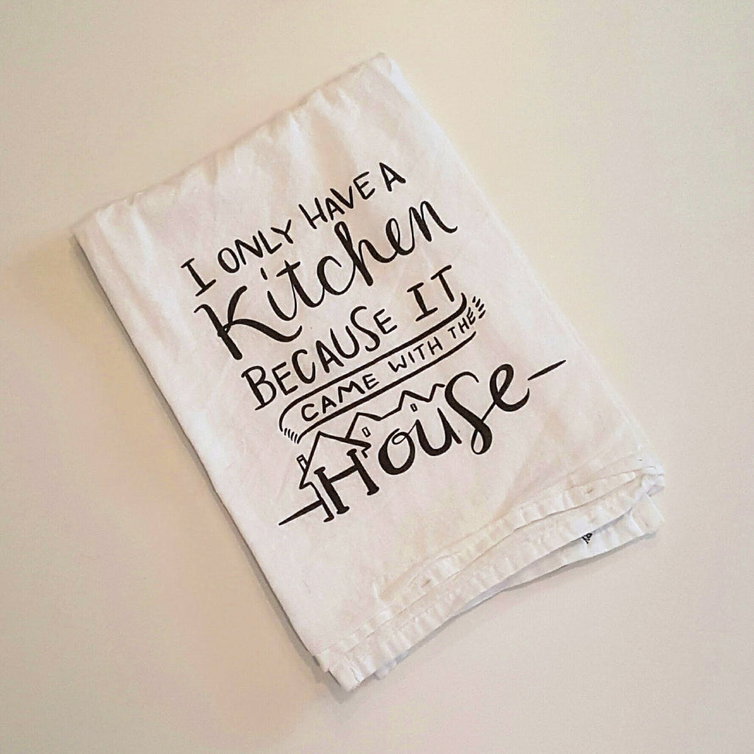 Witty Dish Towels-in2ition mercantile