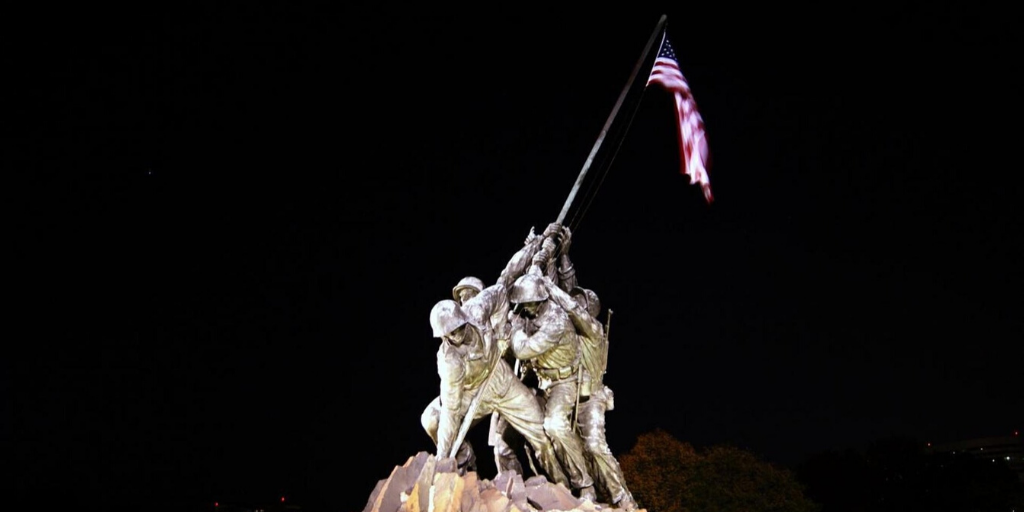 Interesting Facts about Iwo Jima and the Famous Flag Photo