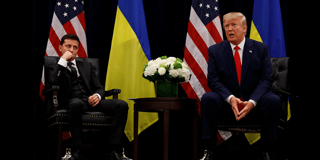 Trump's Impeachment Inquiry Over Ukraine Explained