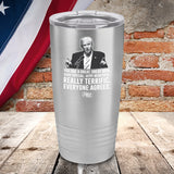 Trump You Are a Great Mom Color Printed Tumbler