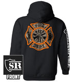 Firefighter Camo Orange
