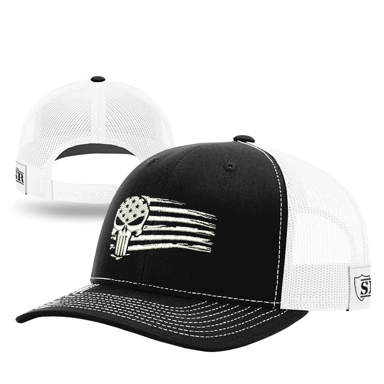 Punisher Tethered Flag Hat