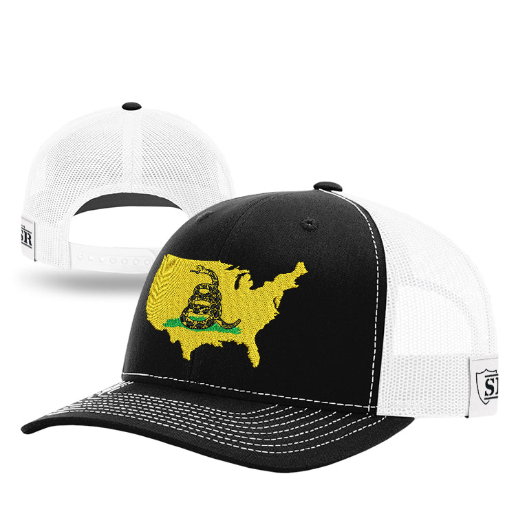 Gadsden USA Outline Hat