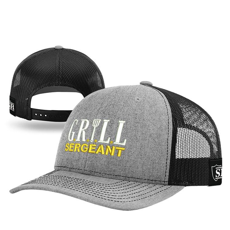 Grill Sergeant Hat