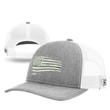 Tethered Corrections Flag Mesh Back Hat