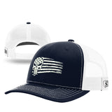 Punisher Tethered Flag Mesh Back Hat