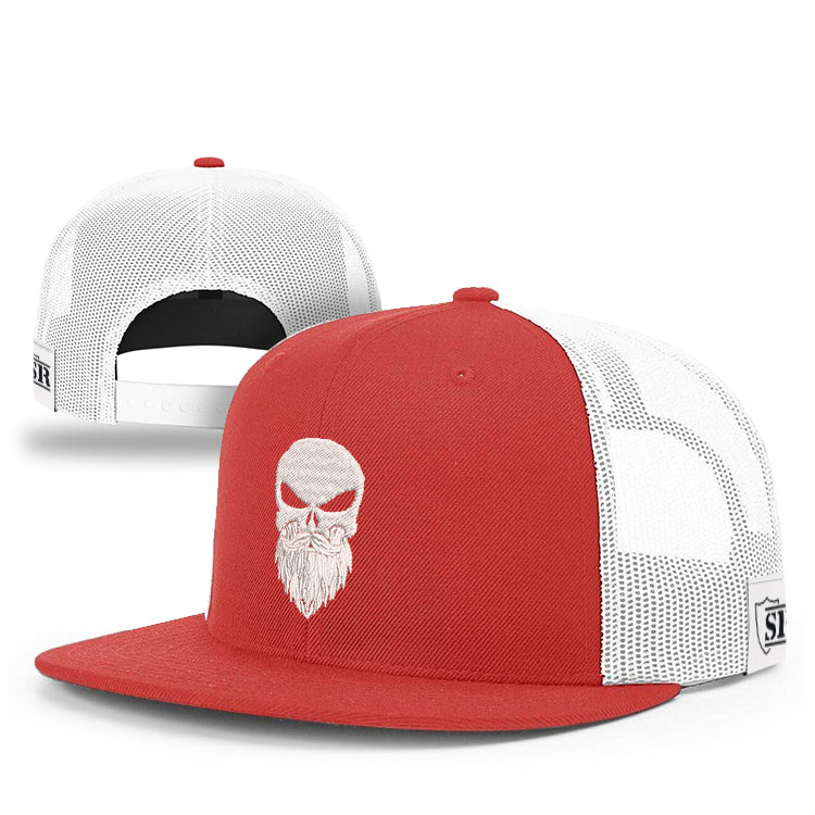 34d7eba7f Bearded Punisher Hat