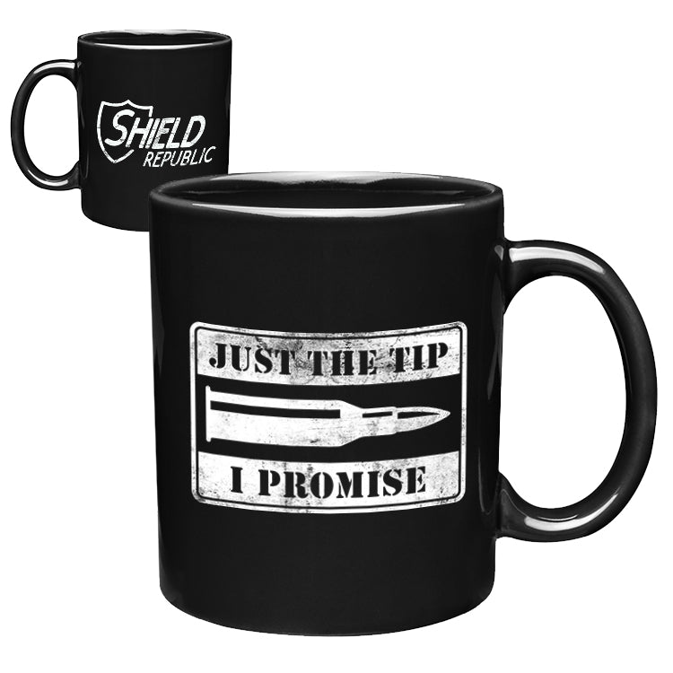 Just The Tip Coffee Mug