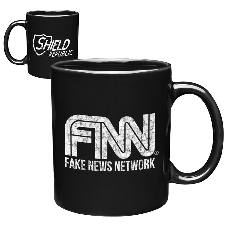 FNN Fake News Network Coffee Mug
