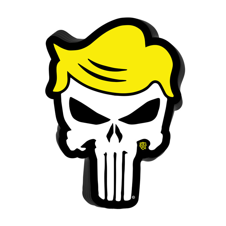 Trump Punisher Decal