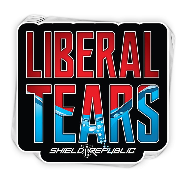 Liberal Tears Decal