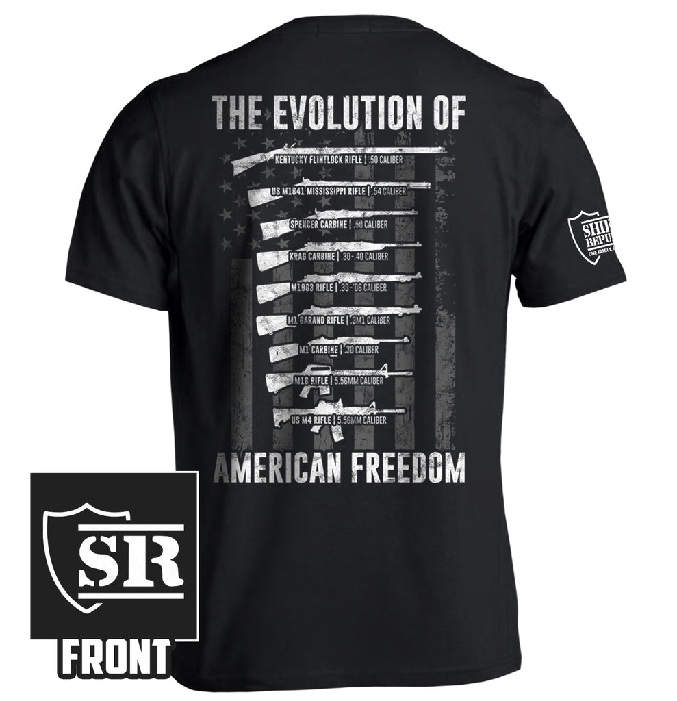 The Evolution of American Freedom