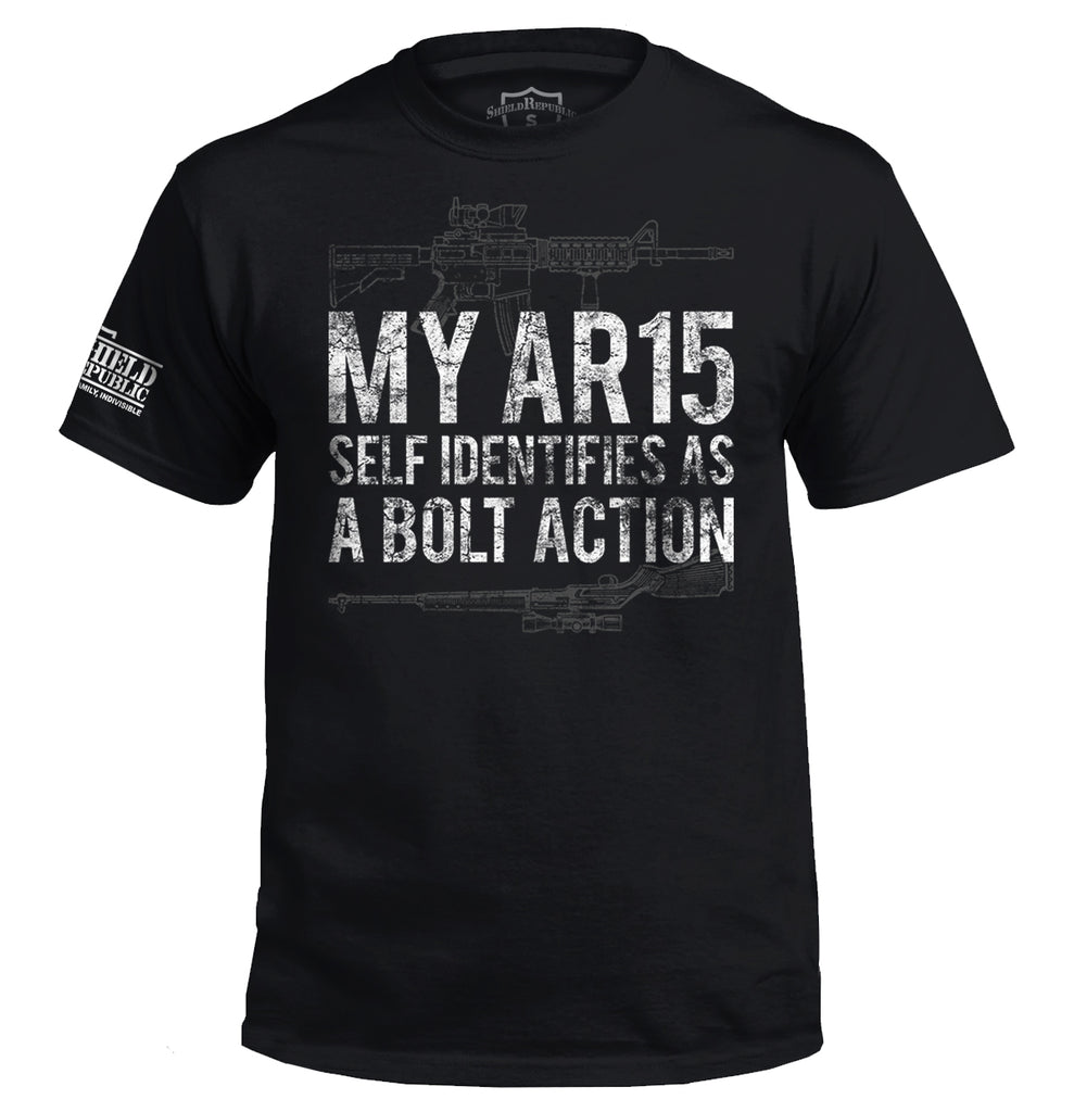 My AR15 Self Identifies as a Bolt Action