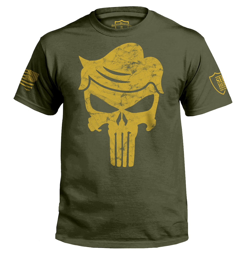Trump Punisher (Gold)