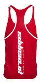 PS Stringer - Red/White