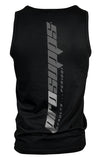 Athlete Tank - Gunmetal