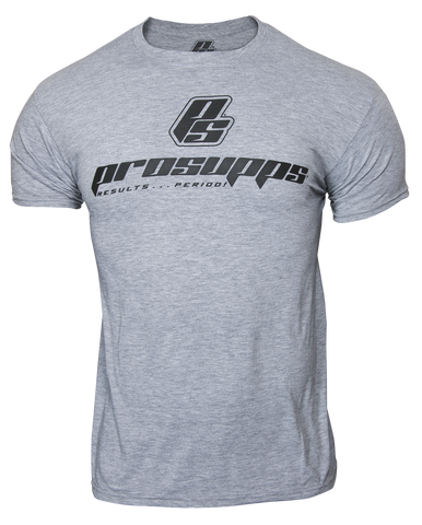 Military Tee - Heather Grey