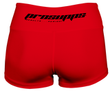 ProSupps Ladies Shorts Red
