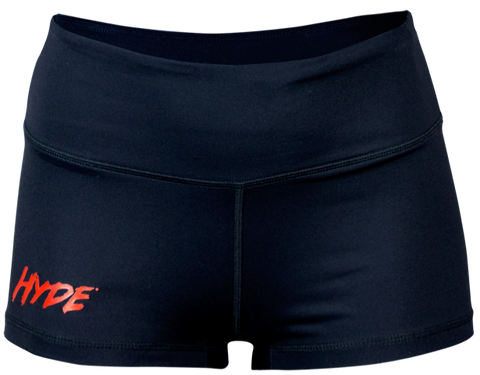 Hyde Ladies Shorts Black