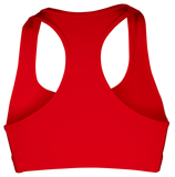 ProSupps Ladies Sports Bra Red
