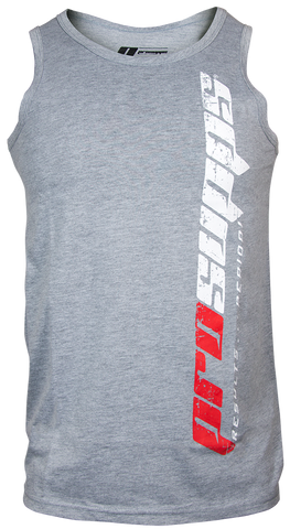 ProSupps Vertical Tank - Heather Grey
