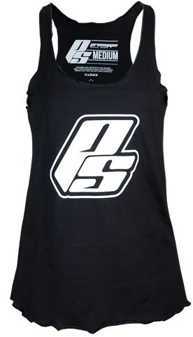 Results Period Tank - Black