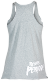 Results Period Tank - Heather Grey