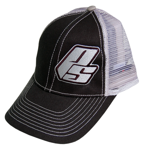Trucker Hat - Black/Grey