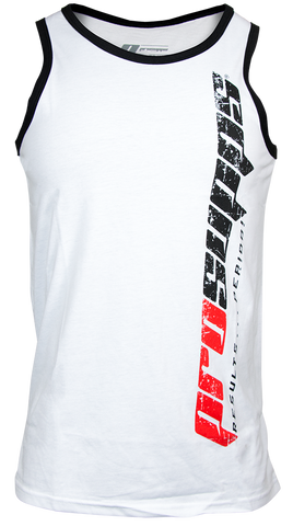 ProSupps Vertical Tank - White/Black
