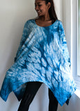 Blue Tulip Tunic