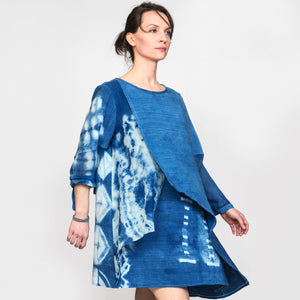 Lagenlook Layered Boho Tunic