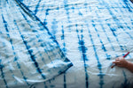Bedding Set in Intergalactic Noodle Shibori