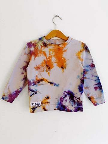 Kids Long Sleeves Rayon T-Shirt