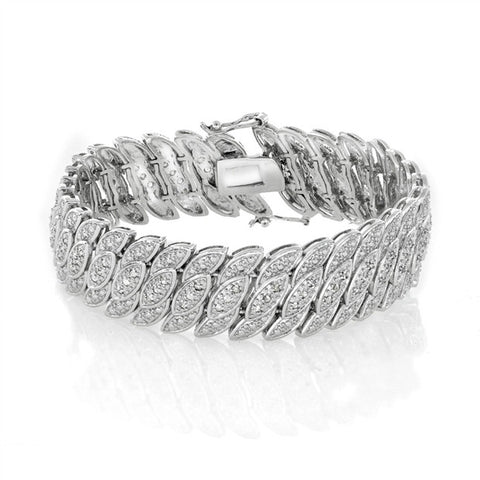 1CTW Diamond Bracelet